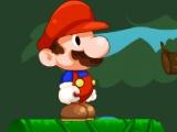 flash игра Mario Jumping adventure