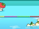 flash игра Swim Challenge