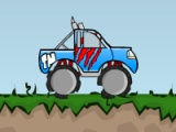 flash игра Stunt Truck Launch