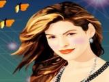 flash игра Eva Mendes Makeover