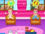 flash игра Brittany Birt:Babysitting Room