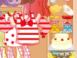 flash игра Cute Cake Baker