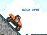 flash игра Orange Motorbike Racing