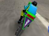 flash игра 3D Moto Racing