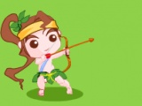 flash игра Jeff the archery master