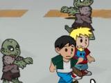 flash игра Zombiesta