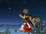 flash игра Santa Rider 3
