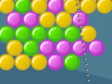 flash игра Rainbow Bubble Gum