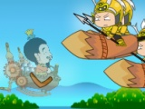 flash игра Dogfights Of The Kingdom