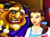 flash игра Princess Belle - Rotate Puzzle