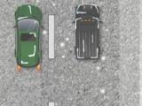 flash игра Blizzard Racing Hazard