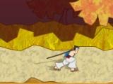 flash игра Forever Samurai
