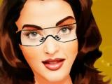 flash игра Aishwarya Rai Makeover