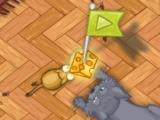 flash игра Cheese Race