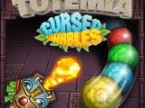 flash игра Totemia: Cursed Marbles