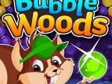flash игра Bubble Woods