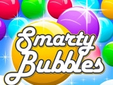 flash игра Smarty Bubbles