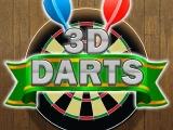 flash игра 3D Darts
