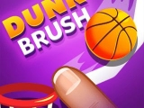 flash игра Dunk Brush