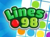 flash игра Lines 98