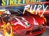 flash игра StreetRace Fury