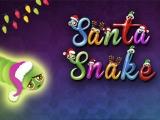 flash игра Santa Snakes